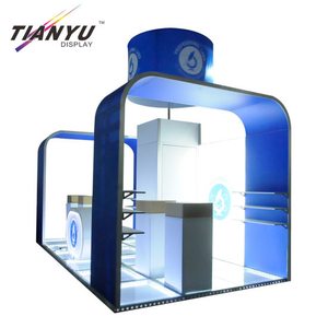 Custom Design 10X10 Messe-Display Stand