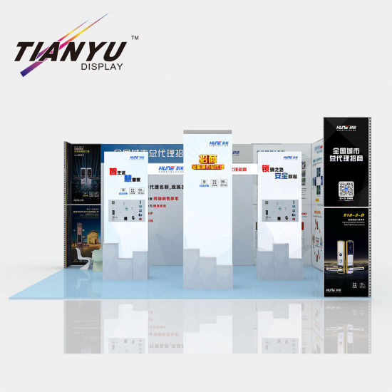 10X10FT Display Stands Ereignis Kulisse Messestand
