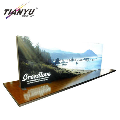 Hot Sale 10FT tragbare Messe Standard Messestand 3X3 Display