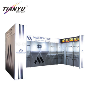 10X20FT China Lieferant Günstige Messe Aluminium Modular Messestand Design