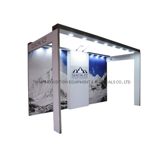 China Standard Messestand Stand 3X3